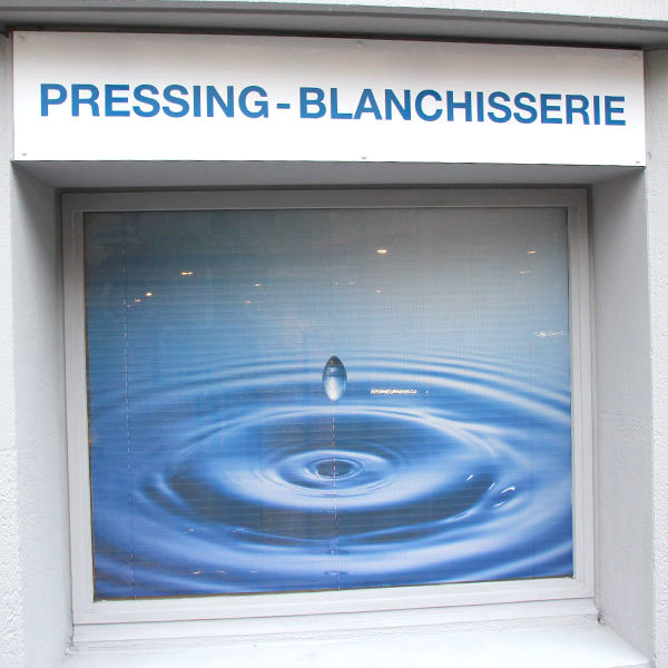 Pressing - Blanchisserie